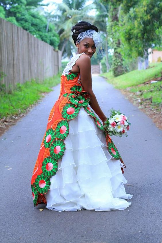 African Traditional Wedding Dresses South Africa - Wedding Dresses ...
