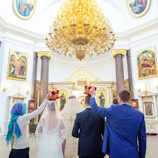 Wedding photographer Yuliya Zavalishina (Luljo). Photo of 22.03.2017