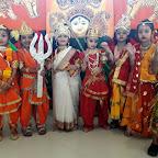 Navratri and Dussehra Celebration (Pre-Primary) 16-10-2018
