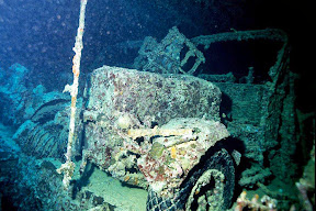World famous as the ultimate place for wreck diving, the