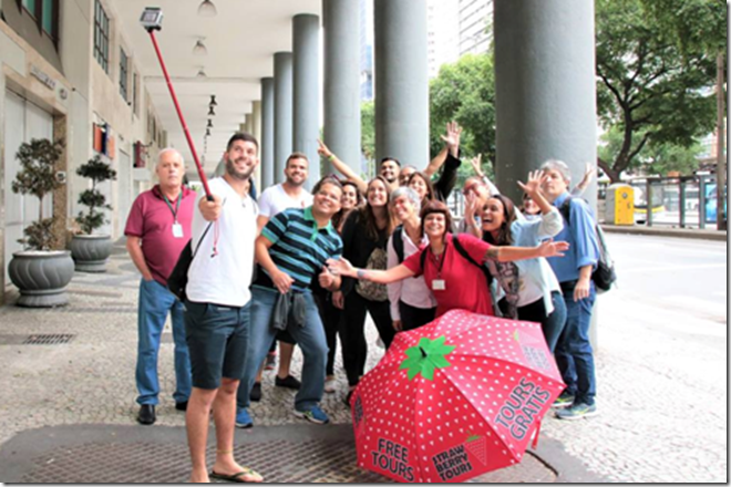 Lapa - Strawberry Tours