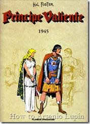 P00009 - Príncipe Valiente (1945)