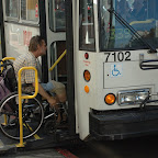 Aangepaste bus