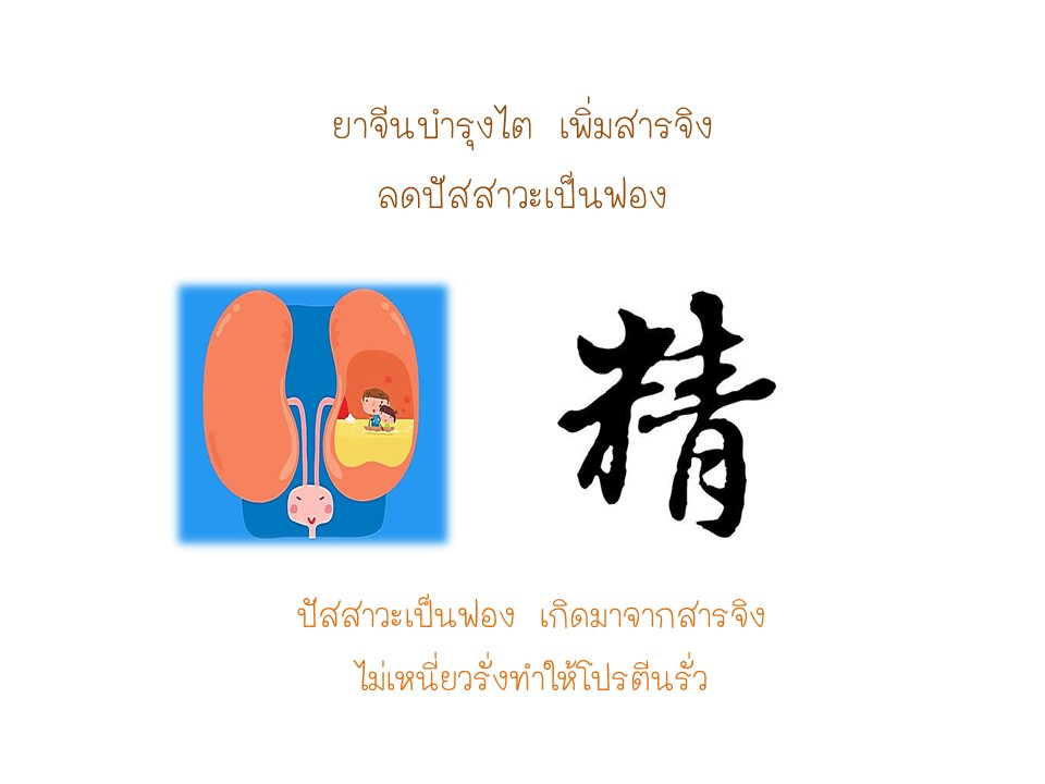 เป็นโรคไต รักษากับยาจีน ช่วยเพิ่มคุณภาพชีวิตให้ดีขึ้น