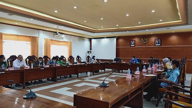 Bahas DOB, DPRD Kapuas Dikunjungi Rombongan Legislator Kota Seribu Sungai