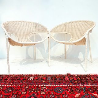 Foley & Cox Tulum Chair Pair