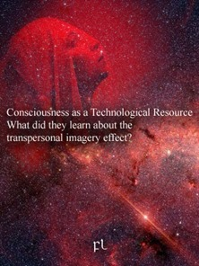 Consciousness as a Technological Resource Cover