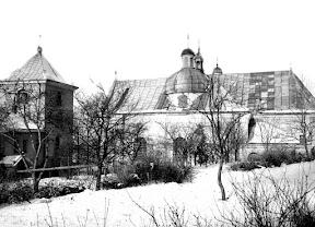 Львовская церковь и монастырь Святого Онуфрия