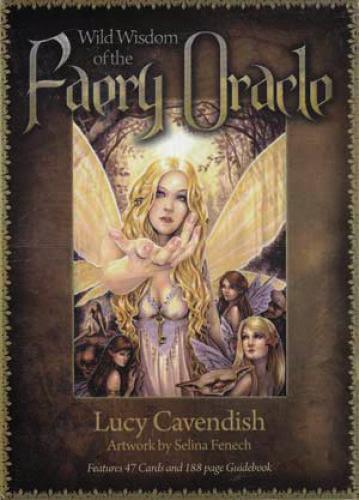 Wild Wisdom Of The Faery Oracle Tarot Card Deck