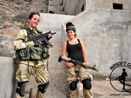 Real military girls