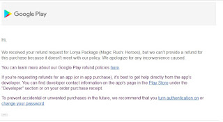 i can t refund my money in google play google product forums