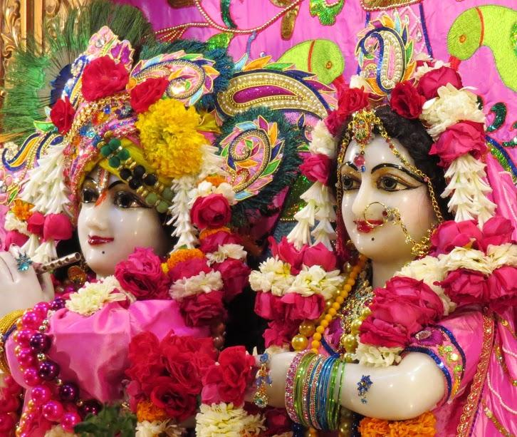 ISKCON Vallabh vidhyanagar Deity Darshan 19 jan 2017 (14)