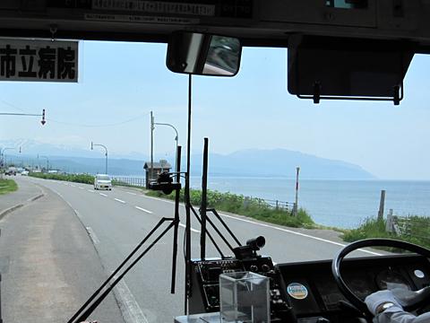 沿岸バス 留萌別苅(増毛)線 ・775 その3