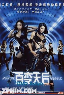 Cướp Thần Tuyệt Sắc - Martial Angel (2001) Poster