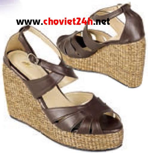 Giày thời trang đế xuồng Sophie Chloe - SCHL36-40