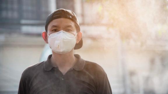 Menang, Warga DKI Ingatkan Pejabat untuk Bertanggung Jawab Atas Polusi Udara