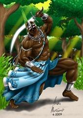 Ogoun sistemas de magia escribir una novela fantasia magia vudu magia negra magia blanca
