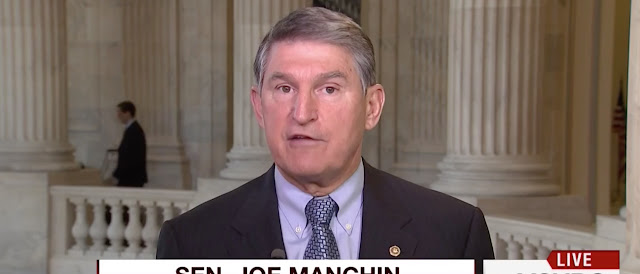 Democrat says Constitutional freedoms are 'killing us now'