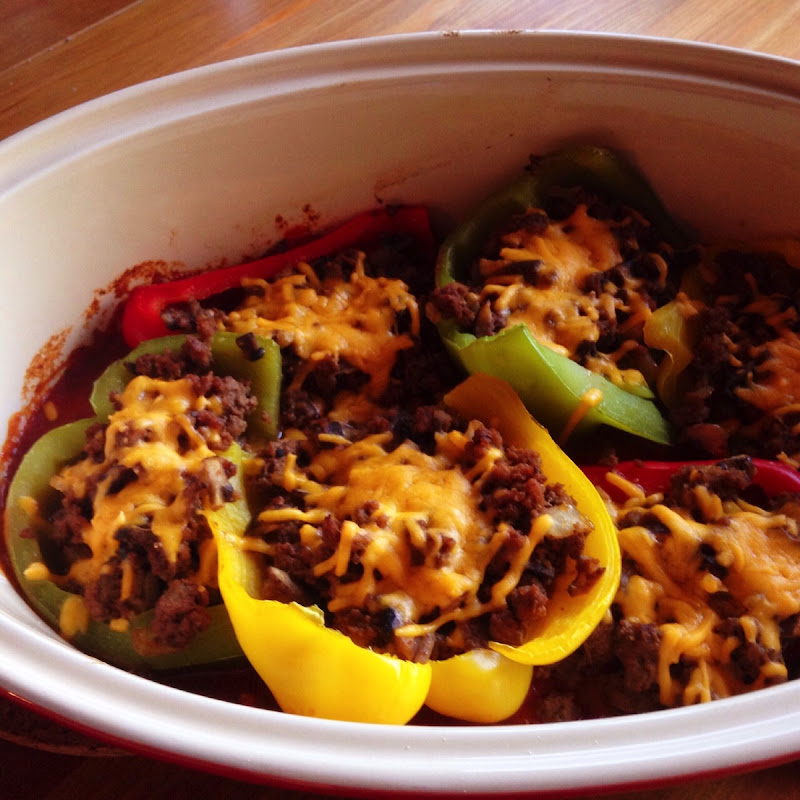 Stuffed Bell Peppers 2