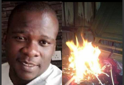 """""""Burn Your Wife's Clothes If Her Dressing Doesn't Please You"""" - Nigerian Man Advises"""