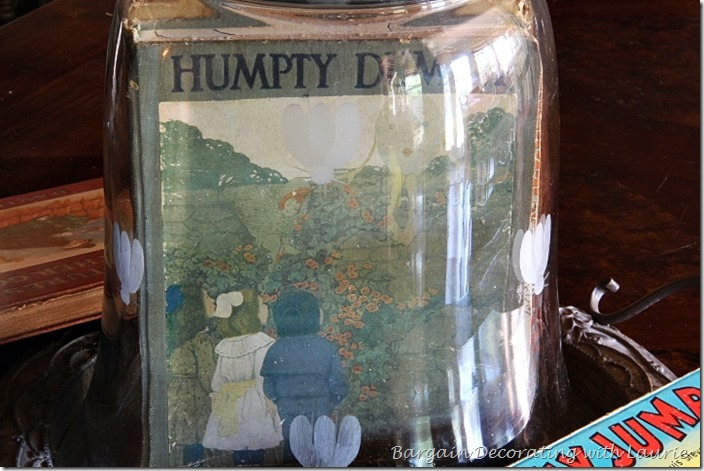 vintage Humpty Dumpty Book