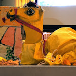 Krippenspiel: Du Kamel