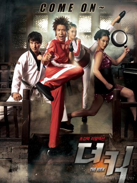 Gia đình võ thuật - The Kick 2011