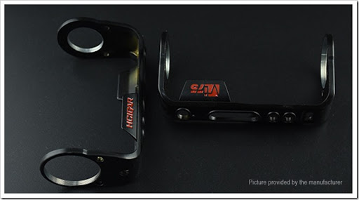 5978900 2 thumb%25255B2%25255D - 【海外】HCigar VT75/VT75 Nano用のバッテリーカバー、510コネクタ、フレームボディなど外装交換パーツ【Evolv DNA】