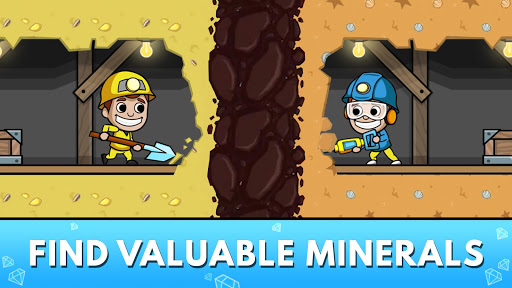 Idle Miner Tycoon: Mine & Money Clicker Management 3.02.0 screenshots 19