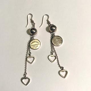 Tiffany & Co. Sterling Silver Drop Earrings