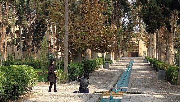 Fin Garden bei Kashan