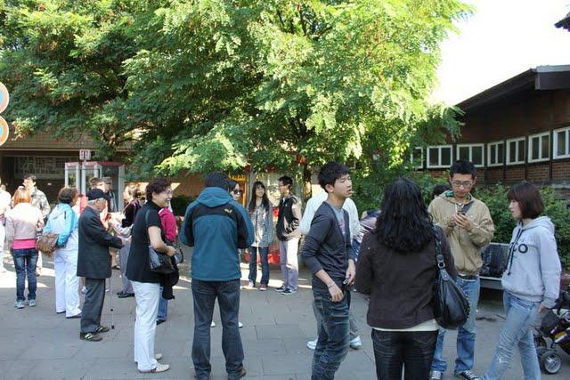 2011年建堂基金步行筹款活动