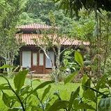 Un bungalow de Cristalino Jungle Lodge