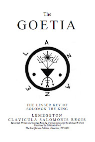 Cover of Michael Ford's Book The Goetia (The Lesser Key of Solomon the King)