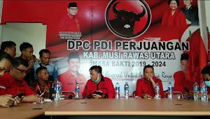 Survei Internal PDIP Menunjukkan Devi-Tullah Menang, Kader Dikerahkan untuk Mengawal di Lapangan