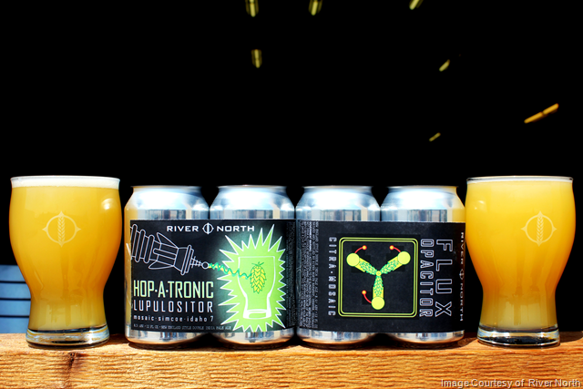 River North Brewery to Release Two Double NEIPAs at Haze Appreciation Day