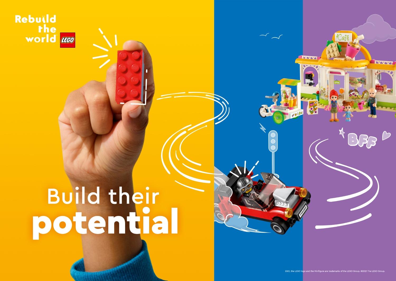 Lego Group ส่งแคมเปญ Rebuild the World ส่งเสริมทักษะการเล่นอย่างสร้างสรรค์ให้เด็กไทยช่วงปิดเทอม