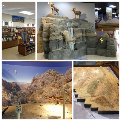 Visitor Center Collage