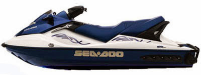 Sea-Doo GTX 2005