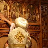 The Consercration of the Altar Of Saint Stephene the martyr By Bishop Serapion - IMG_8070.JPG