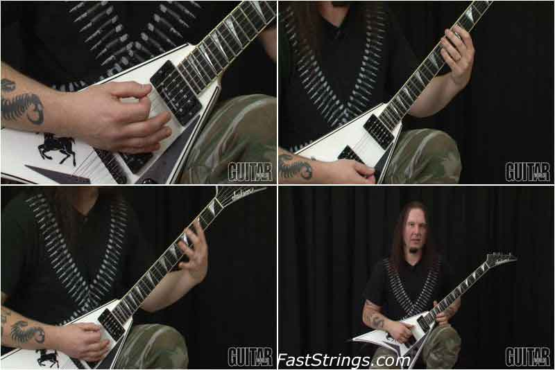 Metal For Life: Mastering Heavy Metal Guitar with Metal Mike Chlasciak Preview
