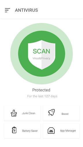 Mini Antivirus Free 1.4.9 screenshots 1