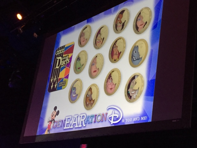 ... Disney Pin Event Preview Boards and more (September 2015