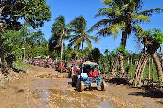 Photo: Промежуточный старт - от фермы к пещере с озером