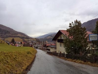 Ausblick vom Geocacheüber den Dächern von Steinach (GC2E52W)