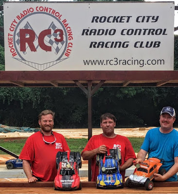 Novice 1st: Jimmy Borden 2nd, TQ: Kenny Mundt 3rd: Brian Click