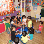 Roohafza Activity (Playgroup) 29.04.2015