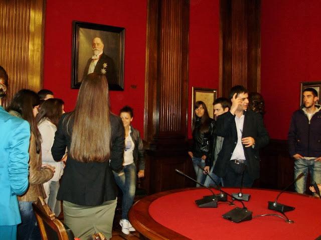 Studenti u strucnoj poseti Berzi i NBS - maj 2012 - P5240264.JPG
