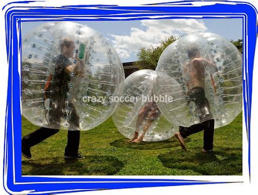 water walker ball inflatable bumper ball
