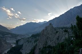 Hunza Altit Fort